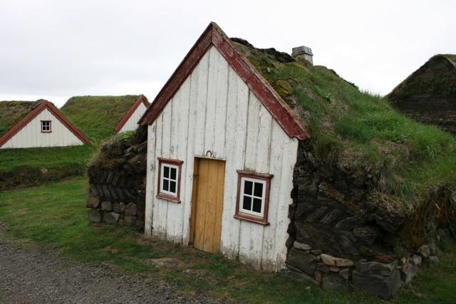 Um græn þök – Green roofs